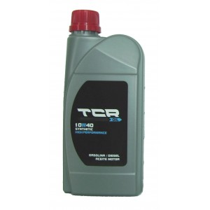 Aceite TCR Synthetic High Performance 10W40